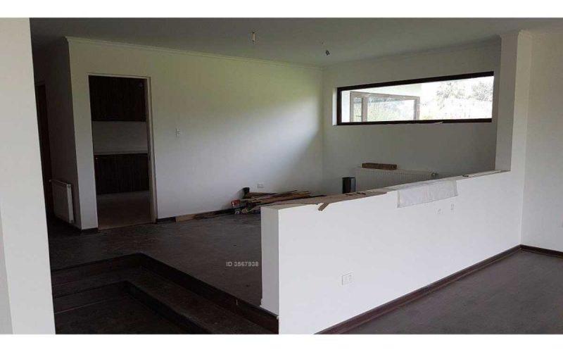 Casa nueva en Santa María de Liray, Chicureo