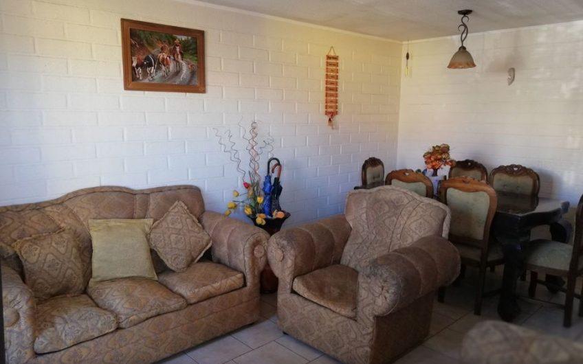 VENDIDA. Casa ubicada en la comuna de Maipú
