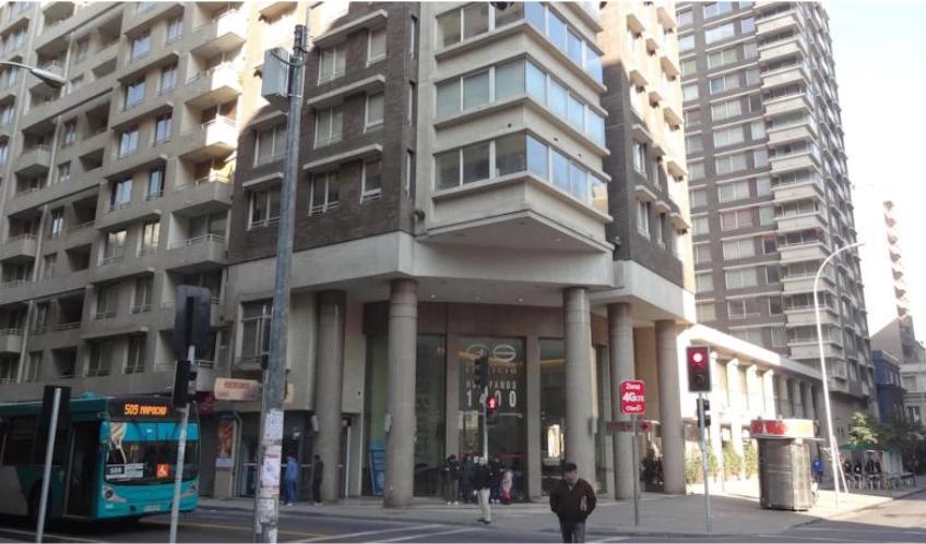 Departamento en Huérfanos con Hermanos Amunátegui, Santiago