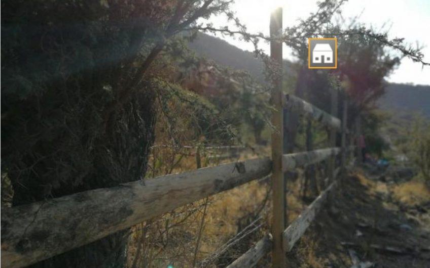 Parcela. Region de Valparaiso, Olmue, Quebrada Alvarado
