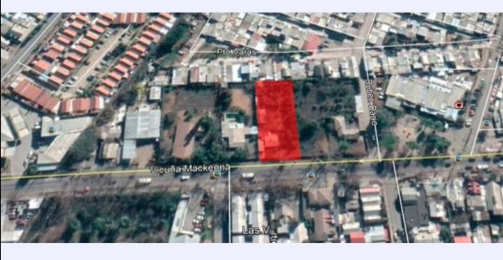 COD 04 Terreno con dos propiedades, Peñaflor.