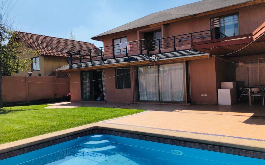 Vendida. COD 20 Casa en venta, Peñalolén.