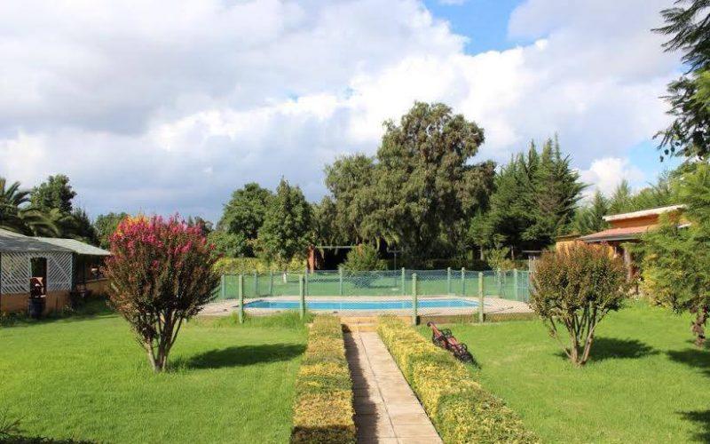 VENDIDA. Hermosa y gran parcela en Peñaflor