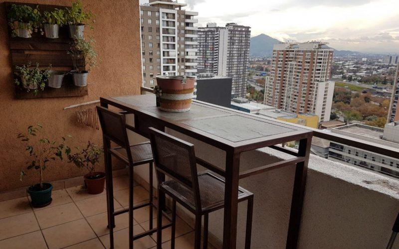 VENDIDO. Departamento en la comuna de Santiago Centro