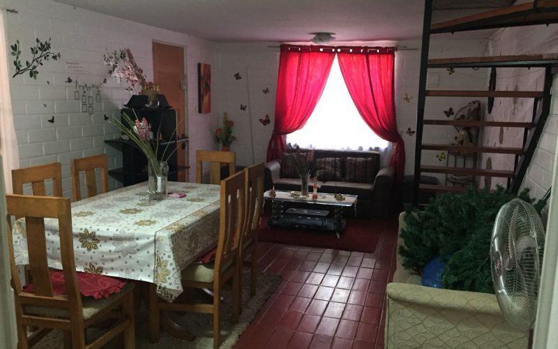VENDIDA. Casa en la comuna de Quilicura