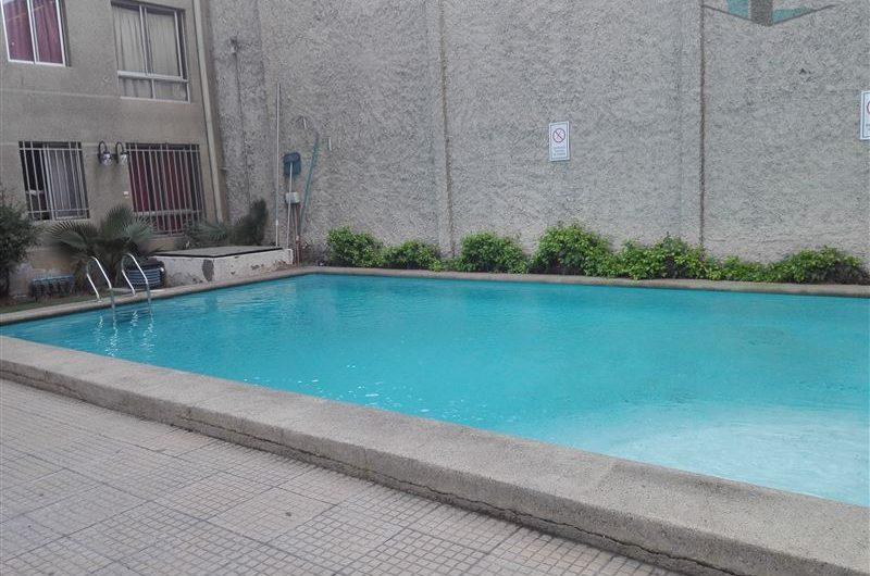 VENDIDO. Departamento en Santiago