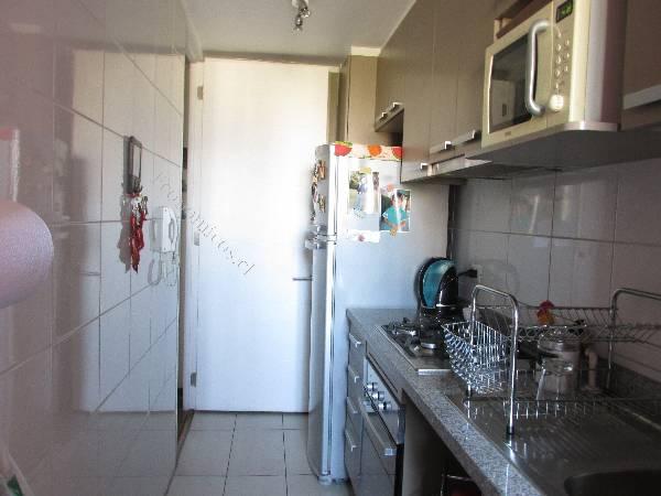 VENDIDO. Departamento en Blanco Viel, comuna de San Miguel