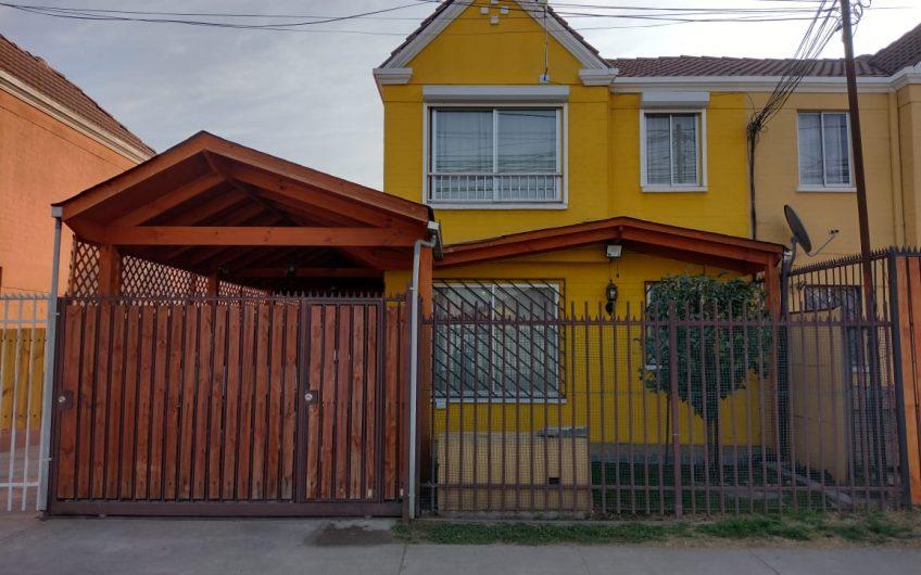 Arrendada. COD A04 Casa en arriendo, Maipú.